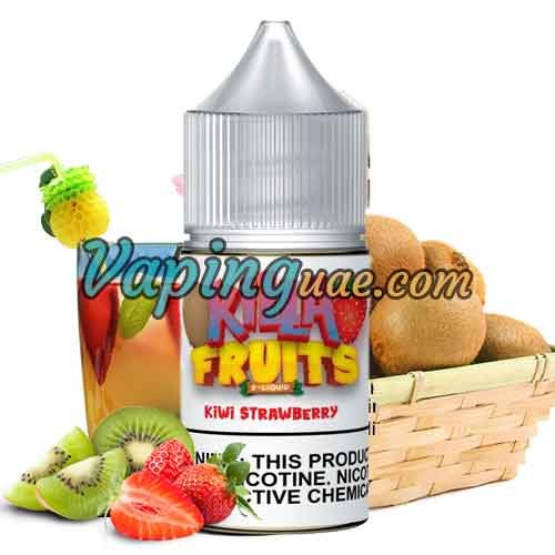 Killa Fruits Salts - Kiwi Strawberry - Vaping UAE