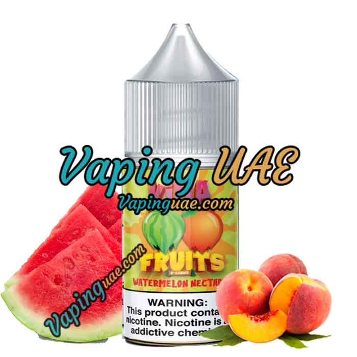 Killa Fruits Salts Watermelon Nectarine 30mL - Vaping UAE in dubai & Abu Dhabi