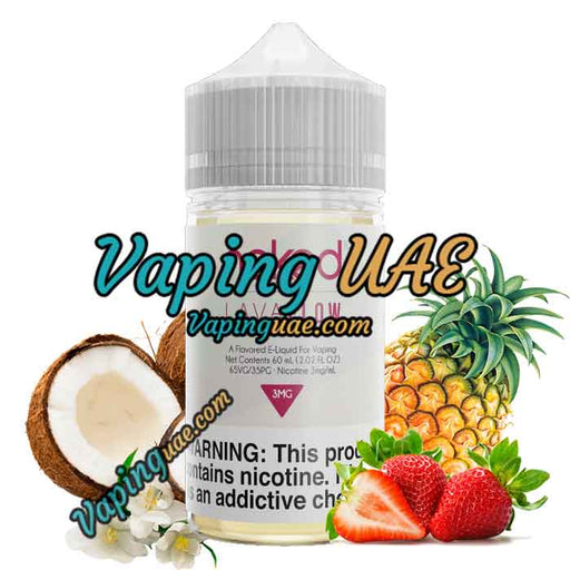 Lava Flow E Liquid by Naked 100 Original 60mL Vape E Liquid - Dubai & Abu Dhabi Vape UAE
