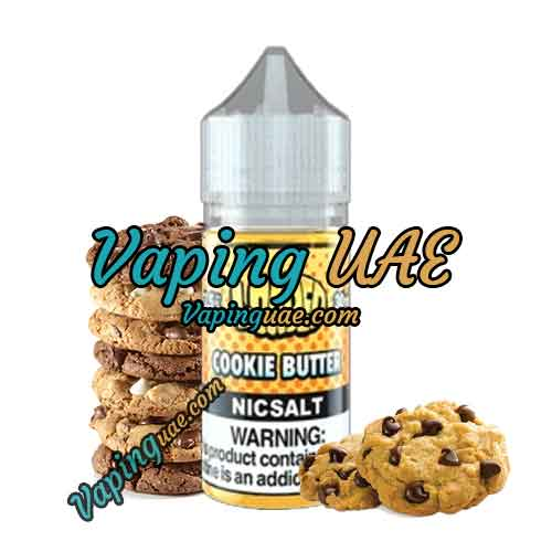 Loaded Cookie Butter - Nic Salt - Vaping UAE