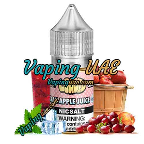 Loaded Cran Apple Iced - Nic Salt - Vaping UAE