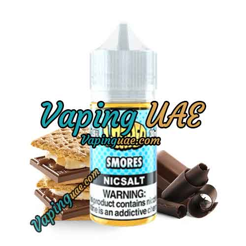 Loaded Smores - Nic Salt - Vaping UAE