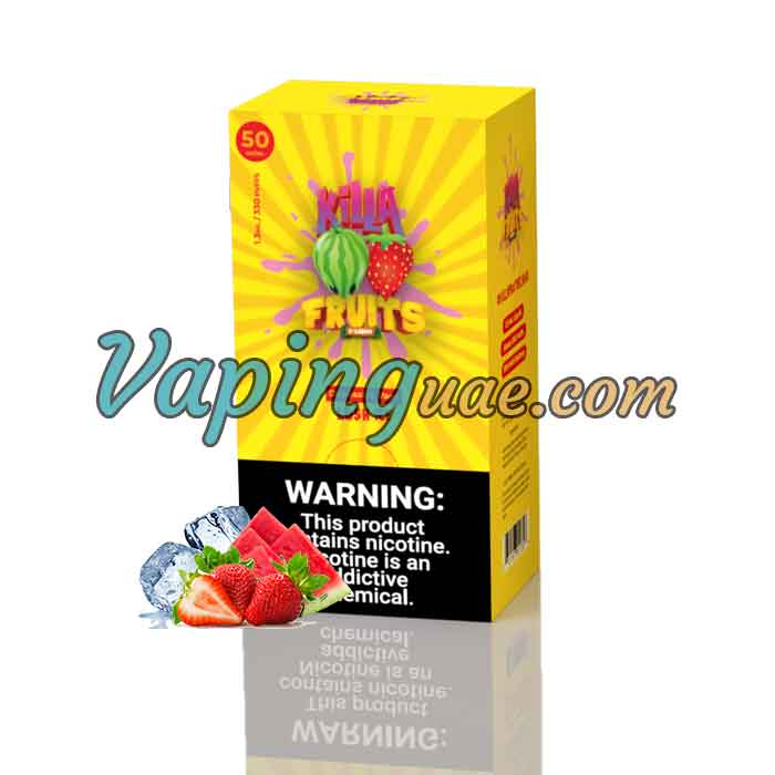 Killa Fruits Disposable Vape Pens - Vaping UAE