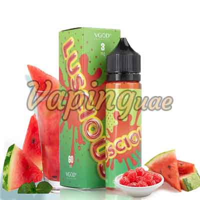 Luscious by VGOD E-Liquid - Vaping UAE