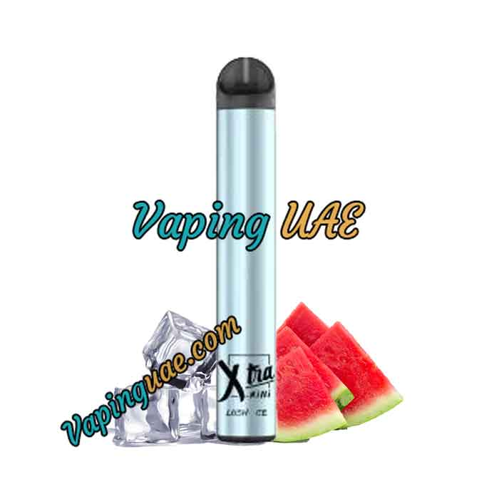 Lush Ice Xtra Mini Disposable Vape Pod - 800 Puffs - Vaping UAE