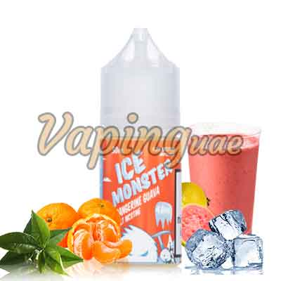 Mangerine Guava By Jam Monster - Vaping UAE