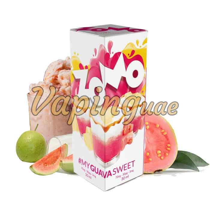 MY GUAVA SWEET by Zomo - Vaping UAE