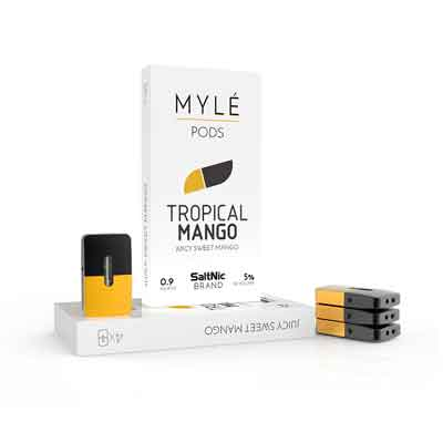 Authentic MYLE Replacement Flavor Pods - Vaping UAE