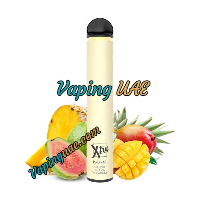 Mango Guava Pineapple Xtra MAX Disposable Vape Pod - 2500 Puffs - Vaping UAE