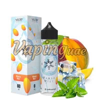 Mango Mist by VGOD E-Liquid - Vaping UAE