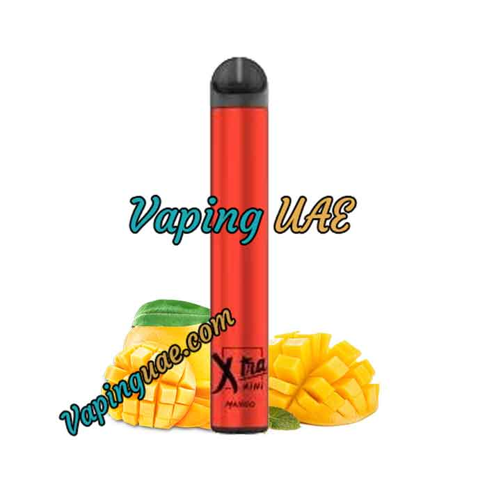 Mango Xtra Mini Disposable Vape Pod - 800 Puffs - Vaping UAE