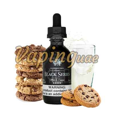 Milk & Cookies by KILO - Black Series - Vaping UAE