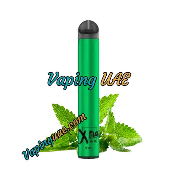 Mint Xtra Mini Disposable Vape Pod - 800 Puffs - Vaping UAE