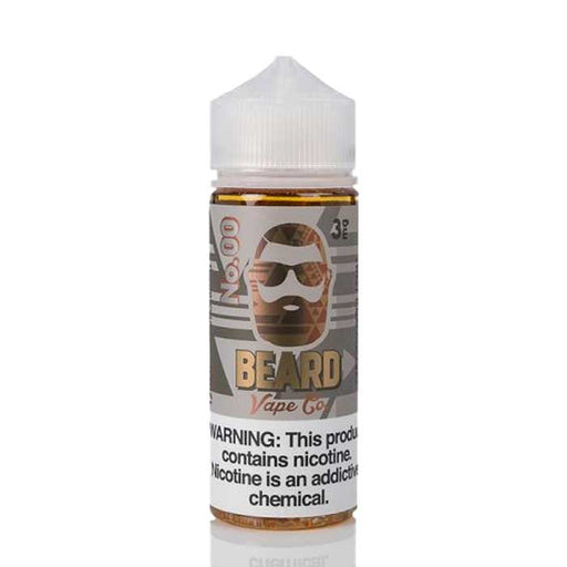 No. 00 - Beard Vape Co. - 120mL - Vaping UAE