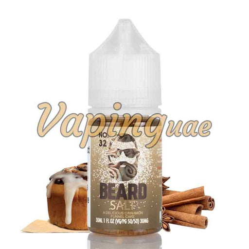 No. 32 by Beard Salts - Vaping UAE