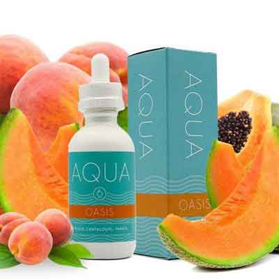 Oasis by AQUA E-Liquid - Vaping UAE