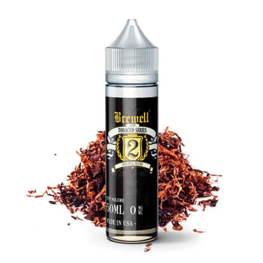 Original Blend - Brewell Tobacco E Juice - 60mL - Vape Shop Abu Dhabi