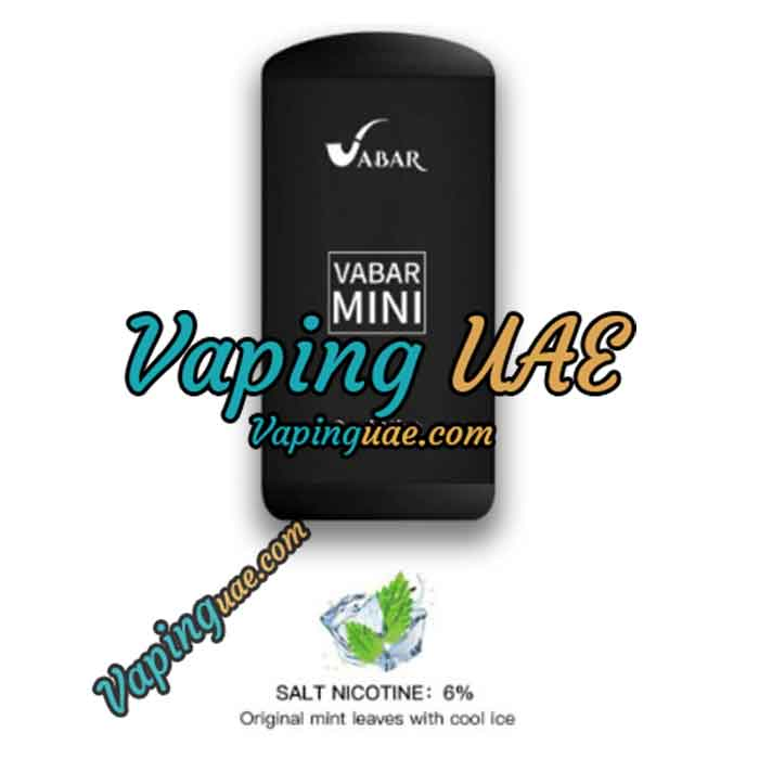 Vabar Mini Disposable Vape Device - Vaping UAE