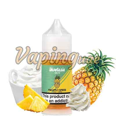 Pineapple Express by Vapetasia Salts - 30ML - Vaping UAE