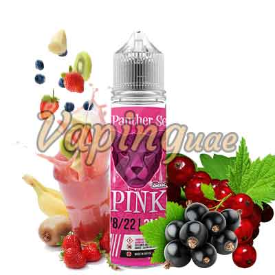 Pink Smoothie By Dr. Vapes - Vaping UAE