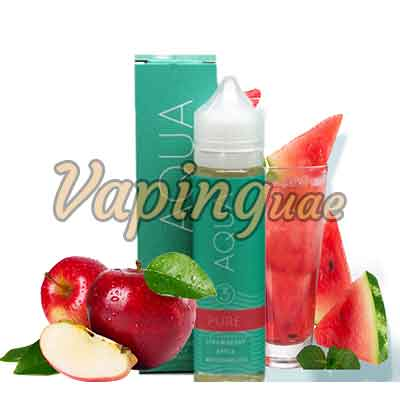 Pure by AQUA E-Liquid - Vaping UAE