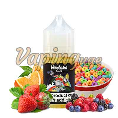 Rainbow Road by Vapetasia Salts - 30ML - Vaping UAE