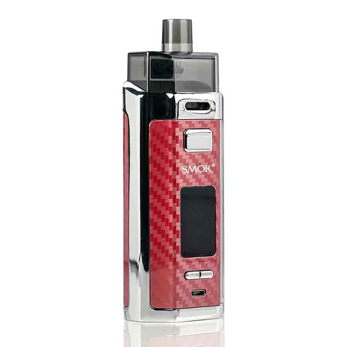Red Carbon Fiber SMOK RPM160 Pod Mod Kit - Vaping UAE