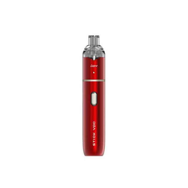 Red IJOY Stick VPC 1100mAh Kit