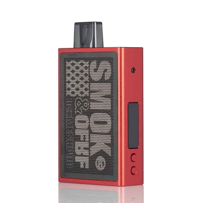 Red SMOK OFRF NexMesh 30W Vape Kit - Vaping UAE