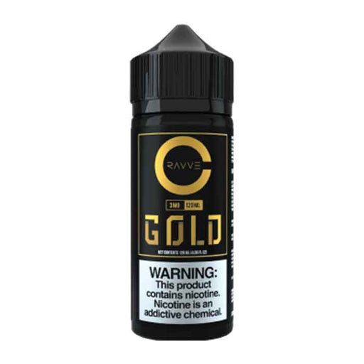 Cravve Gold Ejuice - Ruthless Vapors - 120mL - Vapor UAE