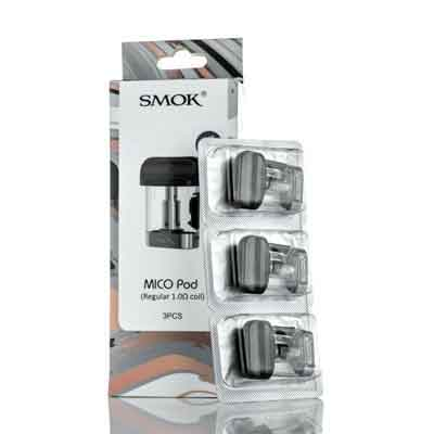 SMOK MICO Replacement Pod Cartridges - Vaping UAE