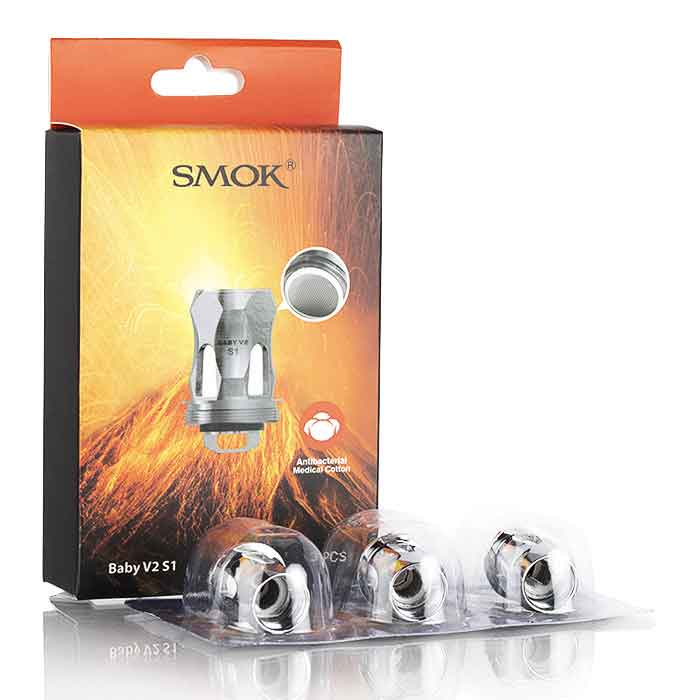 S1 SMOK TFV8 Baby V2 Replacement Coils - Vaping UAE