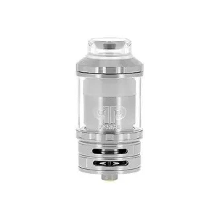 Stainless Steel QP Designs Fatality M25 RTA - Vaping UAE