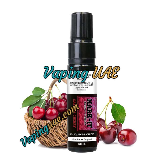 Sakura Cherry - Mark IT - 60mL - Vaping UAE