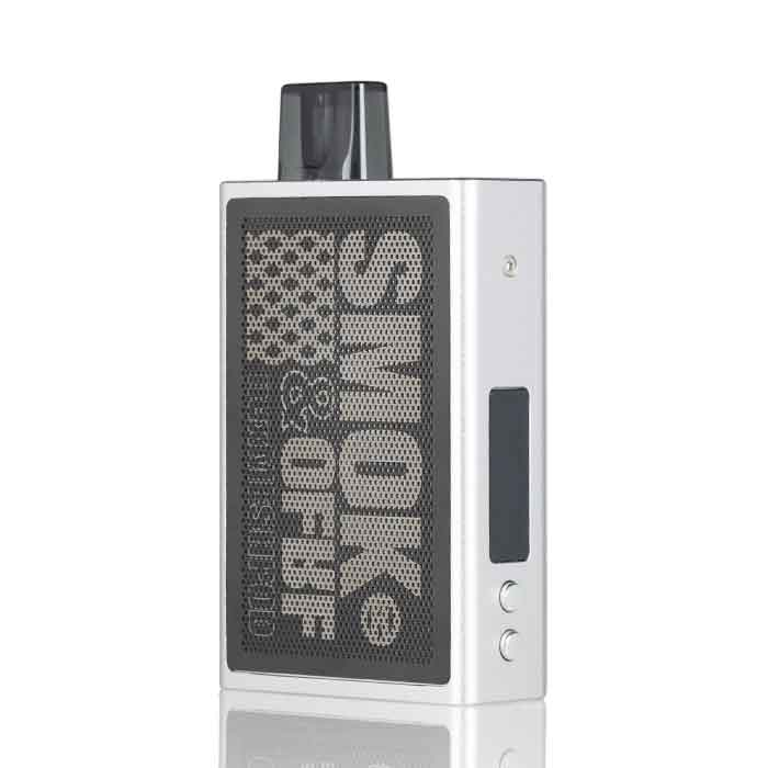 Silver  SMOK OFRF NexMesh 30W Vape Kit - Vaping UAE