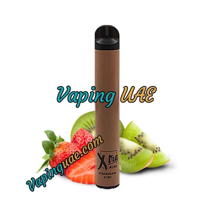 Strawberry Kiwi Xtra Mini Disposable Vape Pod - 800 Puffs - Vaping UAE