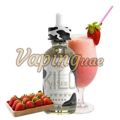 Strawberry Milk By Kilo - MOO Series - Vaping UAE