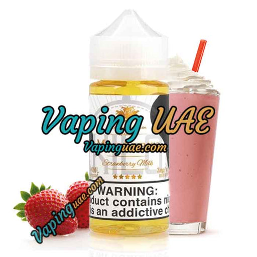 Strawberry Milk by Kilo Moo Series 100ML - Vaping UAE