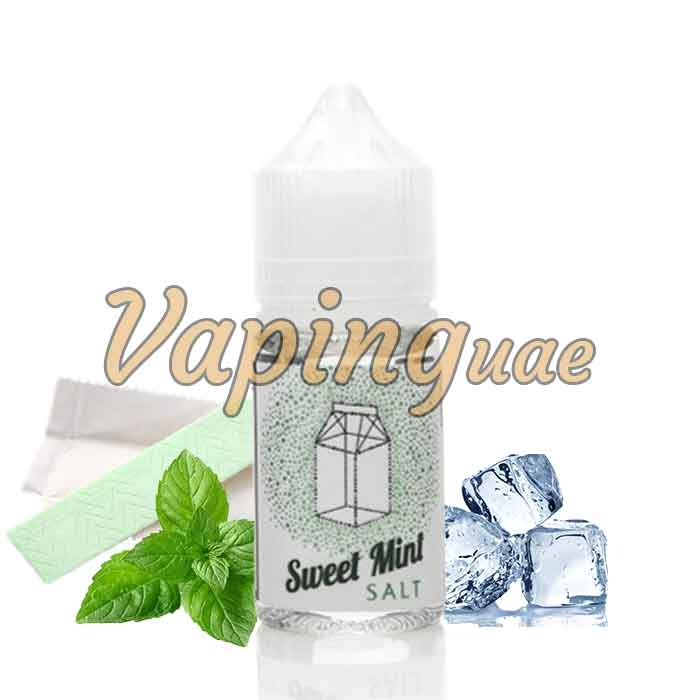 Sweet Mint by The Milkman SALT - Vaping UAE