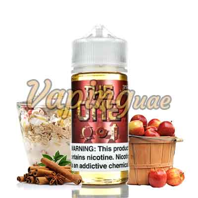 The One Apple by Beard Vape Co E-liquid - 100ML - Vaping UAE