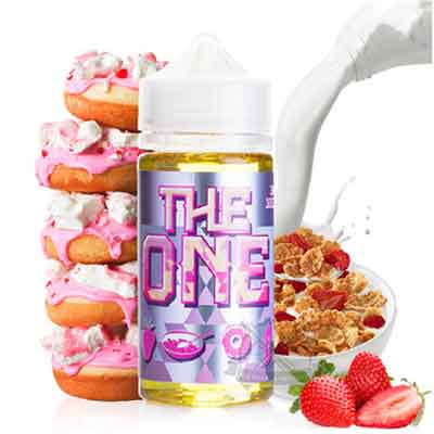 The One Strawberry by Beard Vape Co E-liquid - 100ml - Vaping UAE