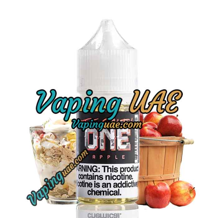 The Salty One Apple by Beard Vape Co. 30mL - Vape Shop in dubai - Vaping UAE