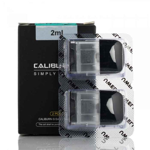 Uwell Caliburn G Replacement Pods - Vaping UAE