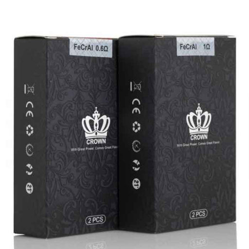 Uwell Crown Replacement Pods - Vaping UAE