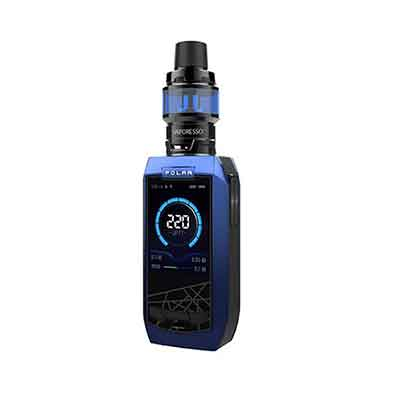 Vaporesso Polar 220W Starter Kit (Batteries Not Included)