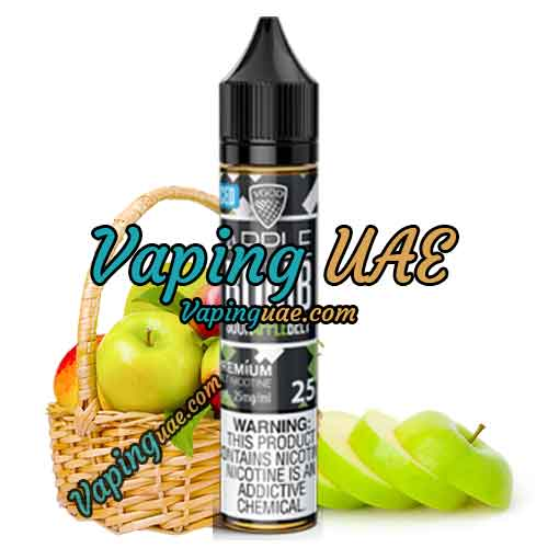 VGOD Apple Bomb SaltNic - Vaping UAE