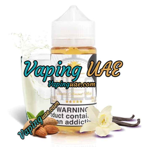 Vanilla Almond Milk Kilo Moo Series 100ML - Vaping UAE