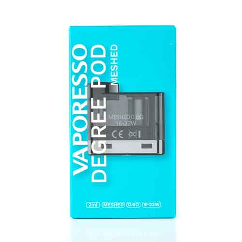 Vaporesso DEGREE Replacement Pods - Vaping UAE