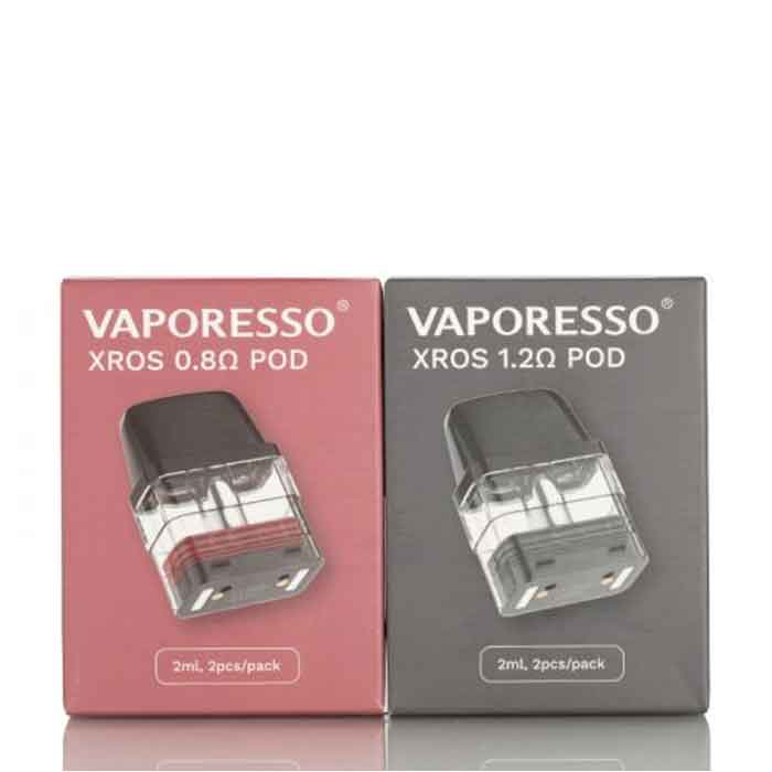 Vaporesso XROS Replacement Pods - Vaping UAE