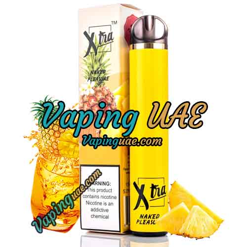 XTRA Disposable Pods - 1500 Puffs - Vaping UAE